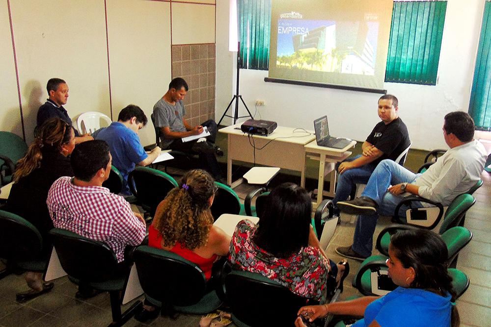 saoluis geoambiente treinamento Geoambiente levando o SIGA para São Luís