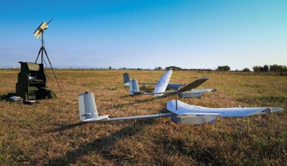 sistema 1 Os Drones e o Sistema Aeronáutico