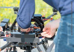 guilherme 1 Os drones e a produção cinematográfica