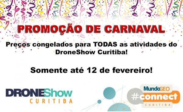 promocao de carnaval1 600x367 DroneShow Curitiba lança promoção exclusiva de Carnaval