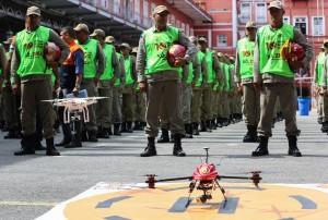 2737164 300x202 Defesa Civil planeja ampliar o uso de drones no Rio de Janeiro