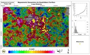 CPRM divulga dados do setor mineral brasileiro para atrair investimentos privados CPRM divulga dados do setor mineral brasileiro para atrair investimentos privados