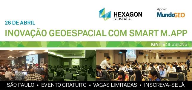 evento hexagon Hexagon promove evento sobre Inovação Geoespacial nesta semana