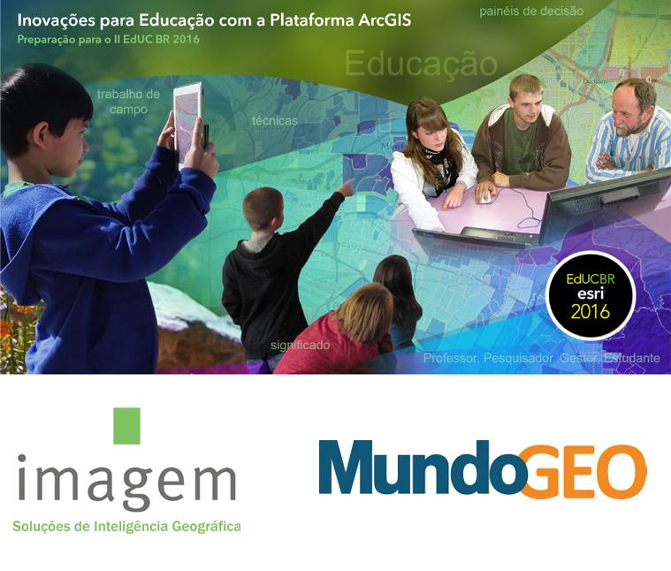 webinar-Inovações para Educação com a Plataforma ArcGIS