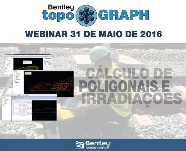 Aprenda a processar dados topograficos com o Bentley topoGRAPH 3 600x487 Webinar no dia 31 de maio ensina a processar dados topográficos