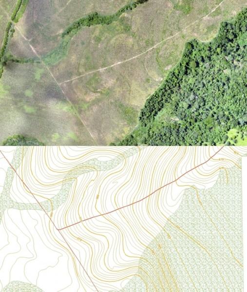 figura 5 507x600 Artigo: Topografia de baixo custo com Drones