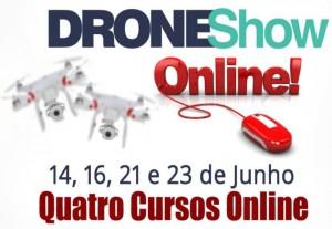 droneshow online2 300x207 Veja como foi o primeiro curso do DroneShow Online 2016