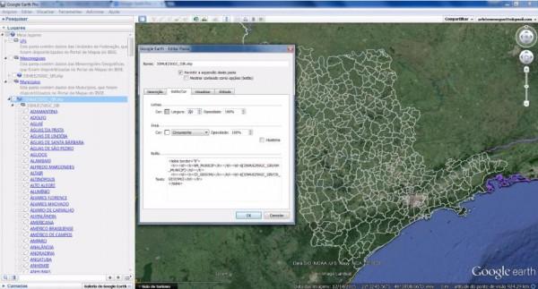passo a passo 2 600x323 Google Earth Pro