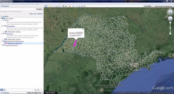 passo a passo 3 600x325 Google Earth Pro
