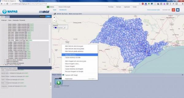 passo a passo 600x322 Tutorial: Importe arquivos SHP e salve como KMZ no Google Earth