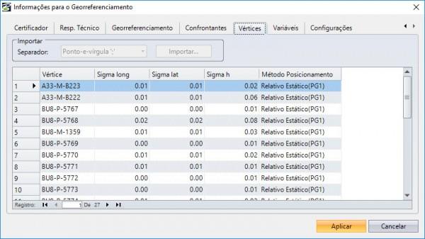 LeituraSigmas 600x337 Webinar: Entenda o processo completo de Georreferenciamento