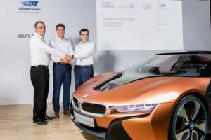 bmw 300x200 BMW Group, Intel e Mobileye unem se para tornar a mobilidade autônoma uma realidade em 2021