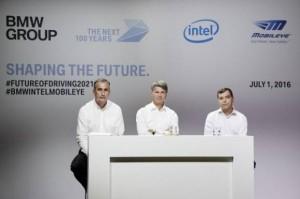 bmw2 300x199 BMW Group, Intel e Mobileye unem se para tornar a mobilidade autônoma uma realidade em 2021