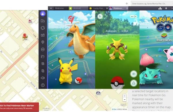 pokemon 600x390 Pokévision e Esri juntas na caça aos Pokémon. Entenda