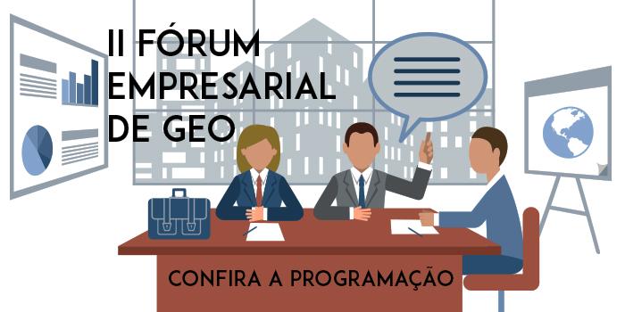 FORUM GEO Boas práticas para investimentos inteligentes em Geoinformação no Governo