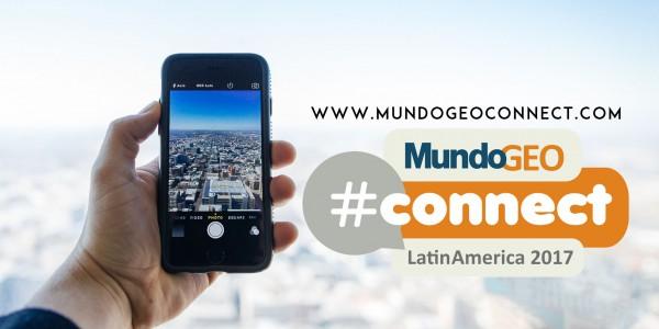 MGEOCONNECT700 350 600x300 MundoGEO#Connect 2017 já tem novo site. Confira as novidades!