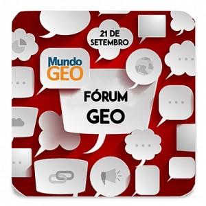 icone forum geo2 300x300 Empresários unidos para traçar o mercado de Geotecnologias