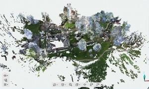 scene gallery image 3 300x179 FARO lança nova versão do software SCENE para processamento de dados 3D