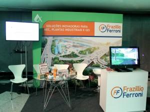 stand FF 300x224 Autodesk antecipa o futuro com novidades para o setor de Geotecnologia