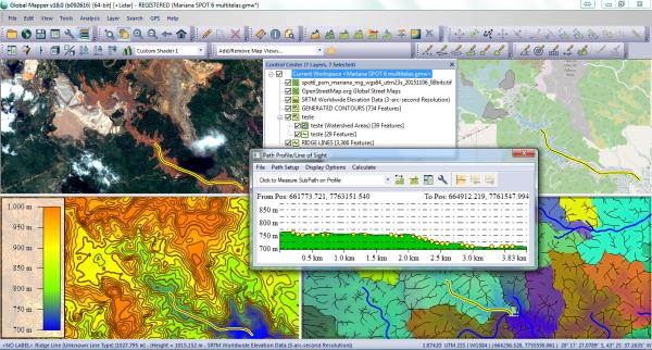 IMG 28102016 182858 600x322 Inscrição aberta para webinar com 10 processamentos no Global Mapper
