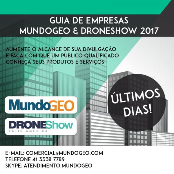 guia box2 600x600 Últimos dias para entrar no Guia de Empresas MundoGEO e DroneShow 2017