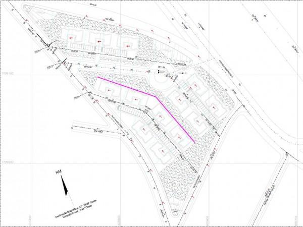 0011 600x450 Artigo Topografia para monitoramento de estruturas   estudo de caso: muro de contenção