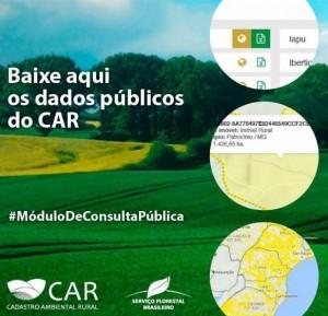 modulo consulta publica car 300x289 Disponível novo Módulo de Consulta Pública aos dados do CAR