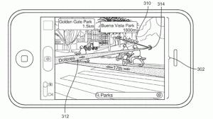 patente 1 300x168 Apple obtiene patente sobre mapas de realidad aumentada