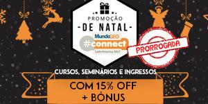 300 150mg Promoção PRORROGADA: atividades do MundoGEO#Connect com desconto e bônus!