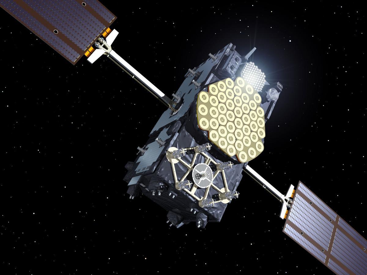 Sistema De Navegação E Posicionamento Por Satélites