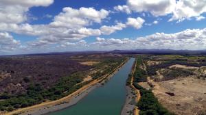 Obras da Transposição do Rio São Francisco em Cabrobó Pernambuco Brasil 300x168 Governo federal determina investimento de R$ 1 bilhão em obras hídricas