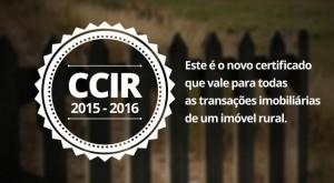 incra comeca a emitir ccir 300x165 Incra começa a emissão de Certificado de Cadastro de Imóvel Rural