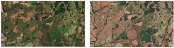 planet imagens 4 600x166 Artigo: Nanossatélites Planet   a realidade do monitoramento contínuo