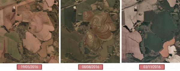 planet imagens 5 600x238 Artigo: Nanossatélites Planet   a realidade do monitoramento contínuo