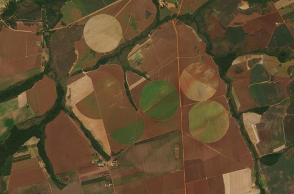planet imagens 6 600x396 Artigo: Nanossatélites Planet   a realidade do monitoramento contínuo