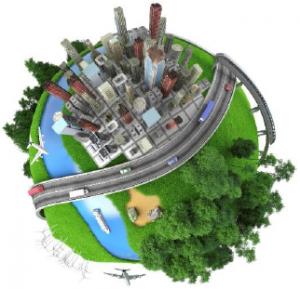 IoT Enabled Smart City Framework White Paper Image 2 300x289 Gartner prevê que Cidades Inteligentes terão indicadores de alteração climática, resiliência e sustentabilidade