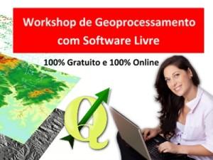 Workshop ClickGeo 400x300 300x225 Inscrições abertas para workshop gratuito de Geoprocessamento com software livre