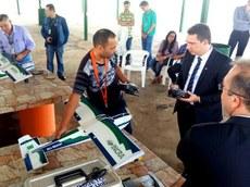 Drones otimizam trabalho de regularização fundiária no Incra. Entenda