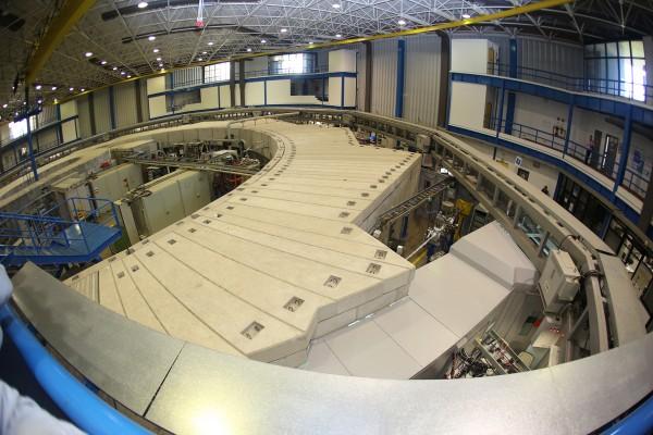 Nova fonte de luz síncrotron brasileira, o Projeto Sirius será um dos projetos apoiados pela parceria. Crédito: Ascom/MCTIC