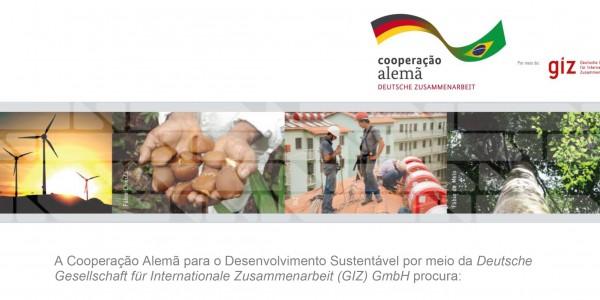 Edital Assessor Tcnico REDD 29 Maro 2017 1 600x300 Agência alemã de cooperação internacional busca assessor para trabalhar em Brasília