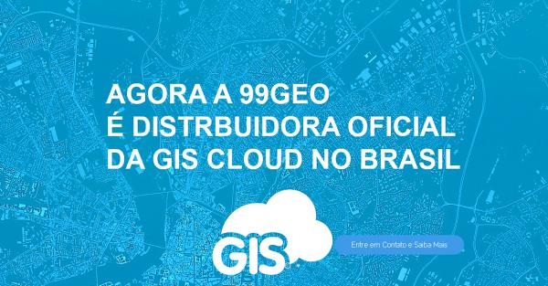 99geo1 600x313 99GEO agora é distribuidora oficial GIS Cloud no Brasil