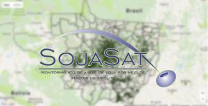 Noticia SOJASAT 300x153 UNEMAT disponibiliza mapeamento das áreas de soja com imagens orbitais