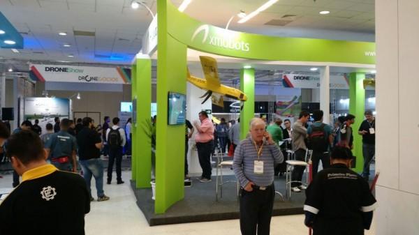 connect feira 600x337 Feiras MundoGEO#Connect e DroneShow superam 3 mil participantes