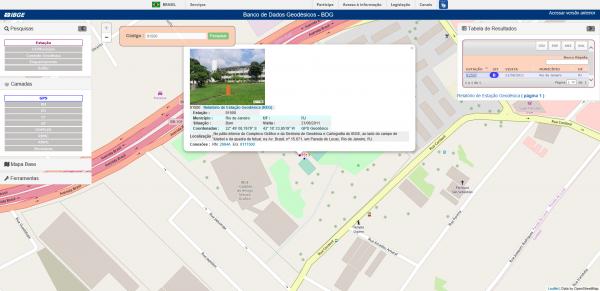 546656 600x291 Nova plataforma do Banco de Dados Geodésicos no portal IBGE