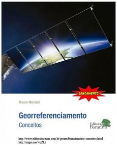 Mauro Livro2 238x300 Conheça o livro Georreferenciamento   Conceitos de Mauro Menzori