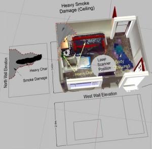 software faro zone 3d edificacao 300x294 Faro lança laser scanner 3D para profissionais de Segurança Pública