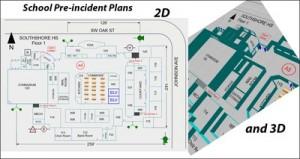 software faro zone 3d simulacao 300x159 Faro lança laser scanner 3D para profissionais de Segurança Pública