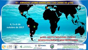 Home 9as Jornadas LAC 300x169 Jornadas de Latinoamérica y Caribe de gvSIG: Geotecnologías libres y desarrollo sin fronteras