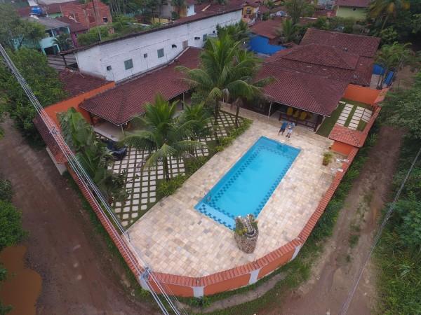 casa de Camburi Albatroz Brasil Drones cria Rede de Profissionais