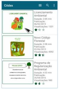 codex 198x300 Aplicativo da Embrapa reúne vídeos que ajudam na adequação ao Código Florestal